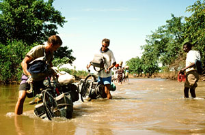 Biking in Africa