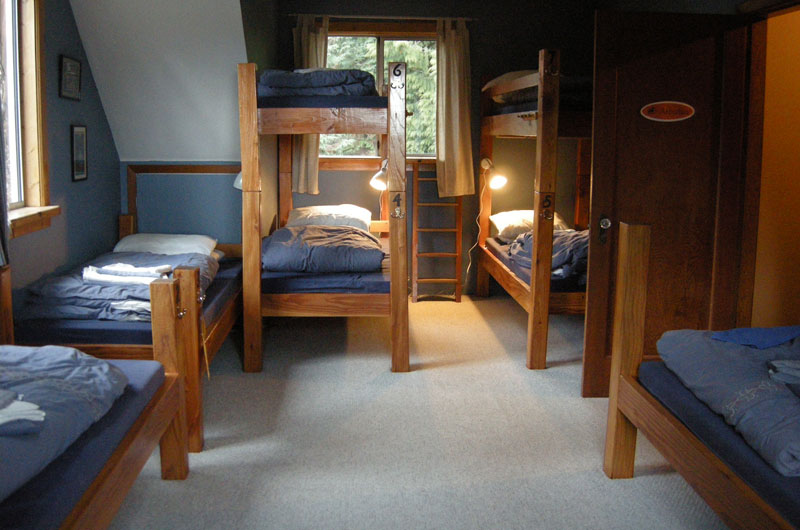 Arbutus Dorm Room